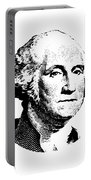 President Washington Portable Battery Charger