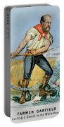 Presidential Campaign, 1880 Portable Battery Charger
