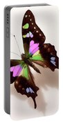 Pretty Butterfly Portable Battery Charger