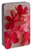 Pretty Flowers Portable Battery Charger