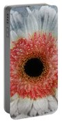 Pretty Gerbera Macro Portable Battery Charger