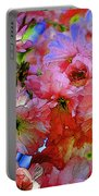 Pretty Petals Portable Battery Charger