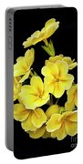 Pretty Primrose Portable Battery Charger
