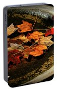 Priceless Leaves Fall Portable Battery Charger