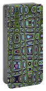 Prickley Pear Tall And Skinny Portable Battery Charger