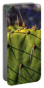 Prickly Pear Study No. 9 Portable Battery Charger