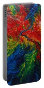 Primary Abstract II Portable Battery Charger