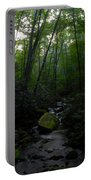 Primordial Forest Portable Battery Charger