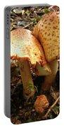 Prince Agaricus Mushroom Portable Battery Charger