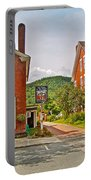 Prince And The Pauper Restaurant In Woodstock-vermont  Portable Battery Charger