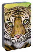 Prince Of The Jungle Portable Battery Charger
