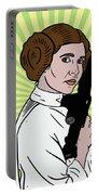 Princess Leia Portable Battery Charger
