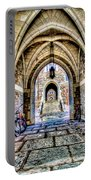 Princeton University Arches And Stairway To Education Portable Battery Charger