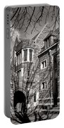 Princeton University Foulke And Henry Halls Archway Portable Battery Charger