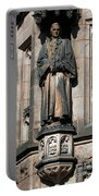 Princeton University J Witherspoon Statue  Portable Battery Charger