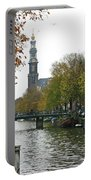 Prinzengracht Portable Battery Charger