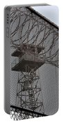 Prison Tower And Fence Portable Battery Charger