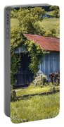 Private Covered Bridge Portable Battery Charger