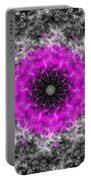 Probability Flower Portable Battery Charger