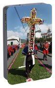 Procession In Furnas - Azores Portable Battery Charger