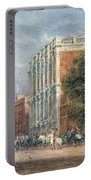 procession with Queen Victoria Portable Battery Charger