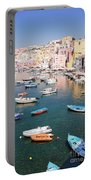 Procida Island, Italy Portable Battery Charger