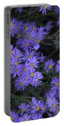Profusion Of Purple Portable Battery Charger