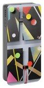 Progressiv Pop Art Msc 009 Portable Battery Charger