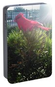 Prop Cardinal #2 Portable Battery Charger