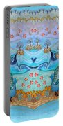 Prosperity And Blessing Portable Battery Charger