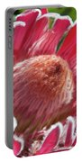 Protea Bloom Portable Battery Charger