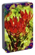 Protea Flower 4 Portable Battery Charger
