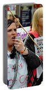 Protest Rally Portable Battery Charger