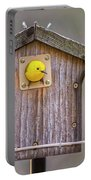 Prothonotary Warbler House Portable Battery Charger