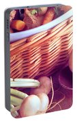 Provence Kitchen Shallots Portable Battery Charger