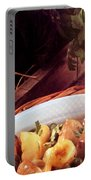 Provence Kitchen Stew Portable Battery Charger