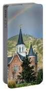 Provo Temple Fairy Tale Portable Battery Charger