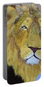 Prowling Lion Portable Battery Charger