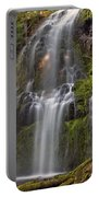 Proxy Falls In Warm Light Portable Battery Charger