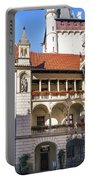 Pruhonice Castle Architecture Portable Battery Charger