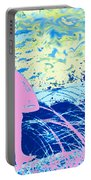 Psychadelic  Beach Portable Battery Charger