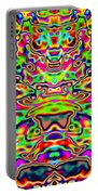 Psychedelia Portable Battery Charger