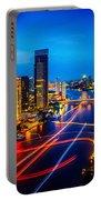 Psychedelic Bangkok Thailand Portable Battery Charger
