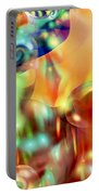 Psychedelic Xperiment Portable Battery Charger