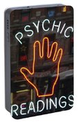 Psychic Readings Portable Battery Charger