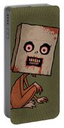 Psycho Sack Monkey Portable Battery Charger