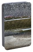 Puddle Reflections Portable Battery Charger