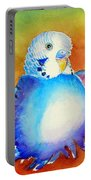 Pudgy Budgie Portable Battery Charger