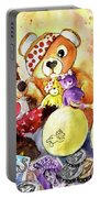 Pudsey And Truffle Mcfurry For Children In Need Portable Battery Charger