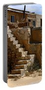 Pueblo Stairway Portable Battery Charger